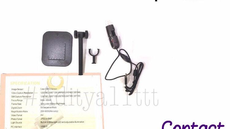 USB Microscope Original 600x