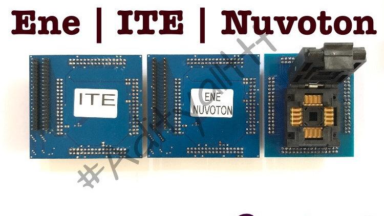 Svod 3 Zif Socket For Ene   ITE   Nuvoton