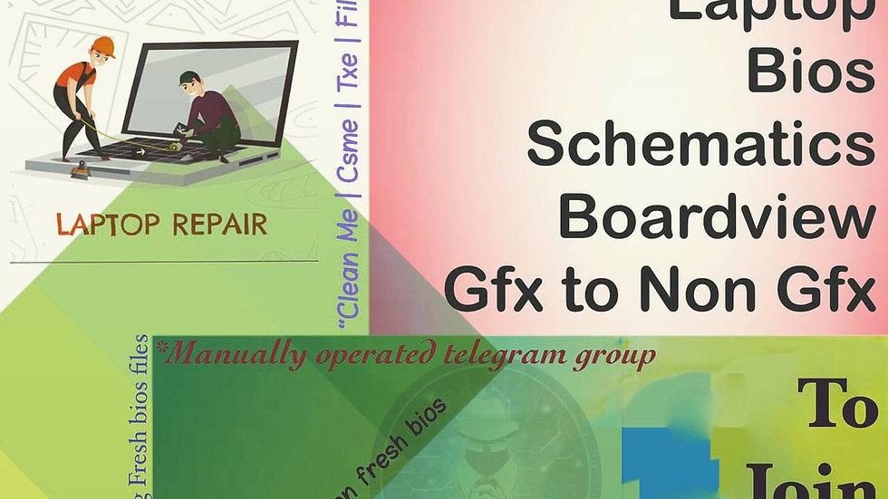Bios And Schematics Pre Paid Telegram Group