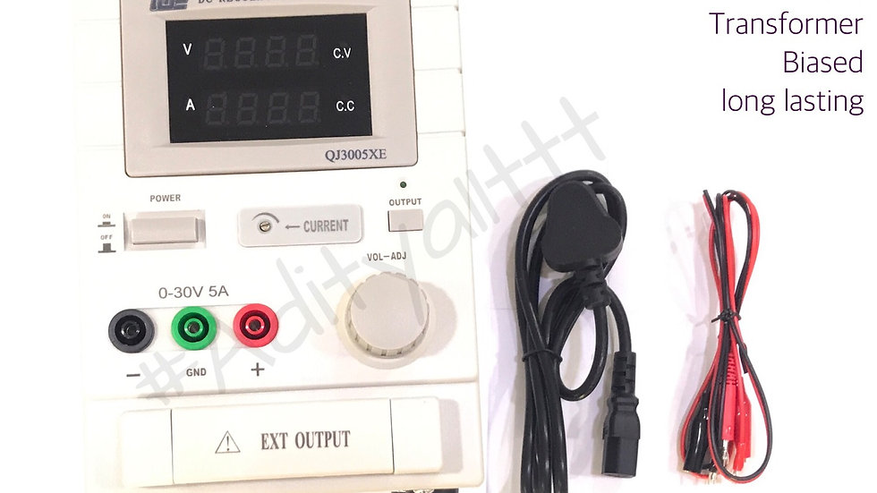 Dc Power Supply QJE3005XE 30volt 5Amp