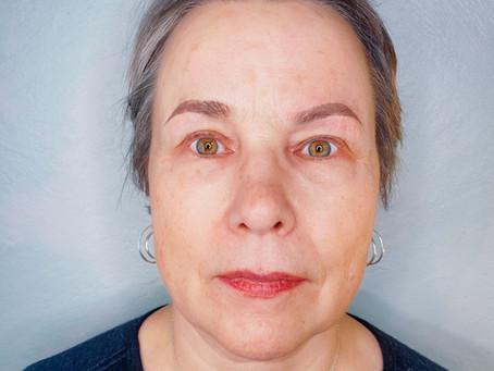 3D Ögonbryn - Ödets väg / Symetri