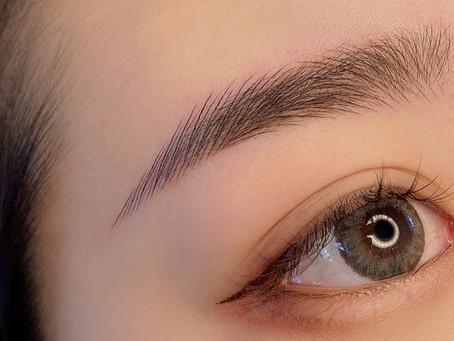 Är det skillnad mellan Microblading och 3D Ögonbryn?