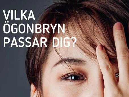 3D Ögonbryn - Konsultation online