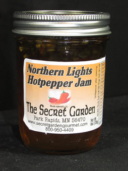 Northern Lights Hotpepper Jam