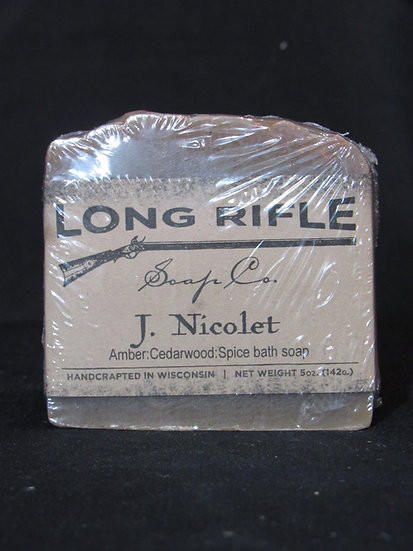 Long Rifle Body Soap