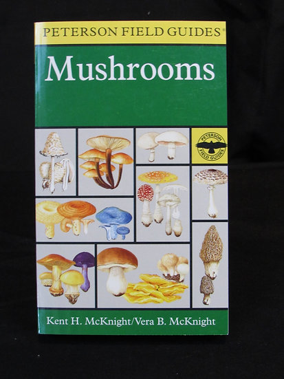 Mushrooms: A Field Guide