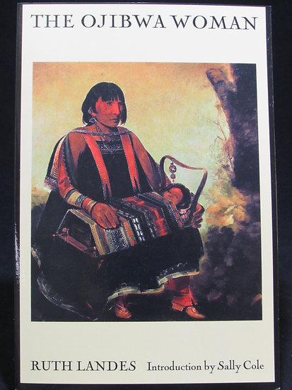Ojibwa Woman