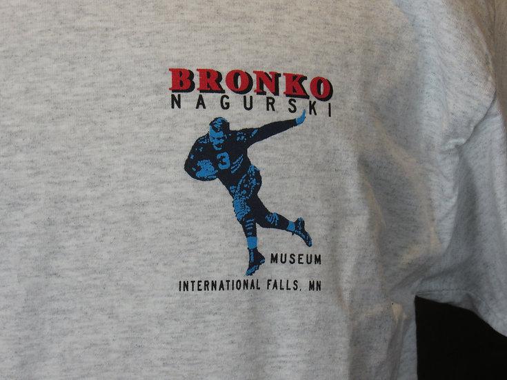 Bronko Chest Crest T-Shirt