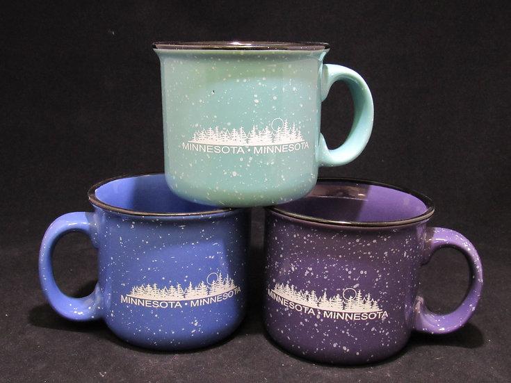 Minnesota Landscape Campfire Mug
