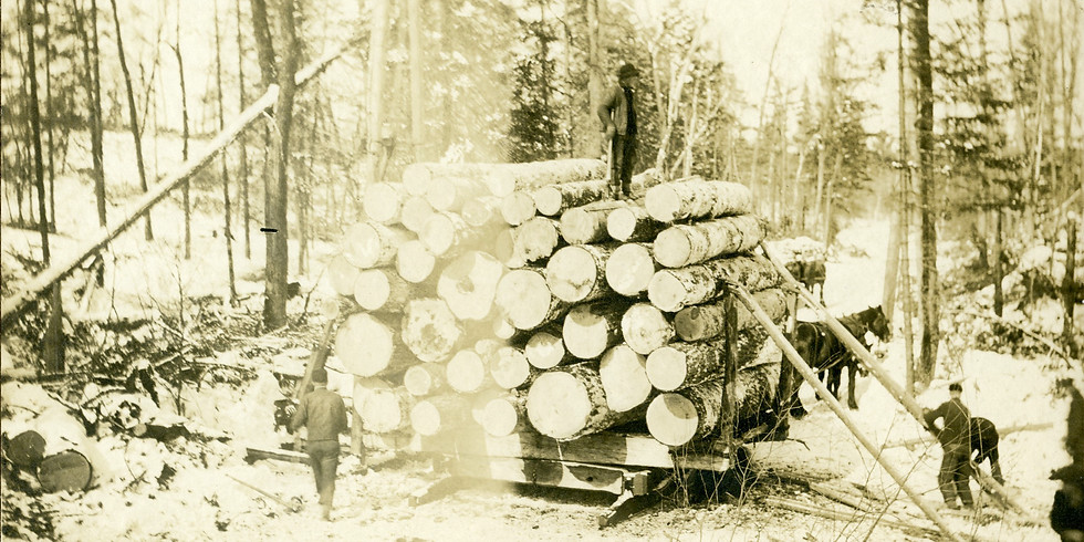 History on Tap: Logging in Koochiching, Lies, Lumber, & Jacks.