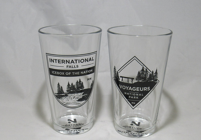 Local Glassware