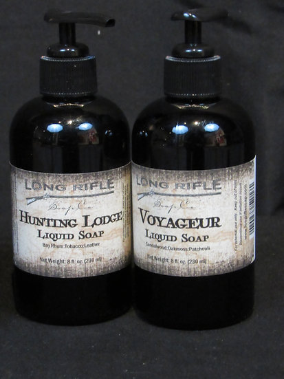 Long Rifle Liquid Soap