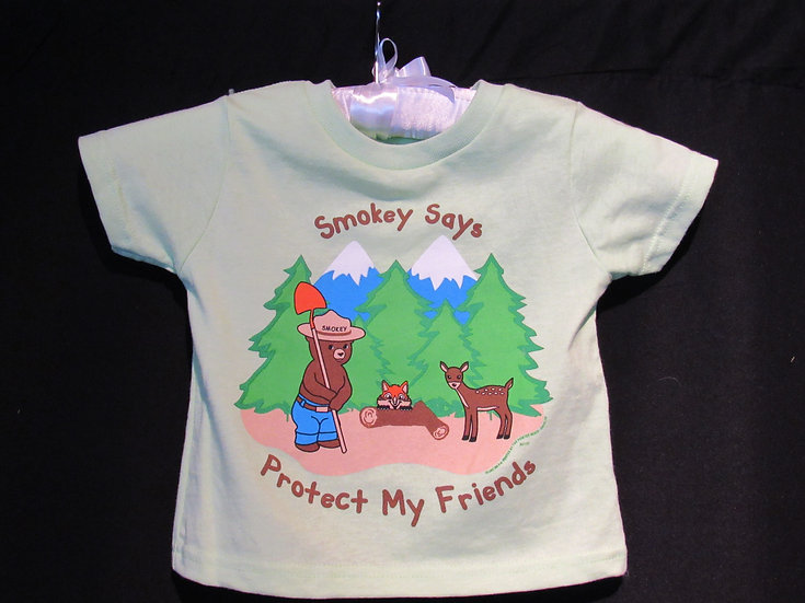 Smokey Says, Toddler T-shirt