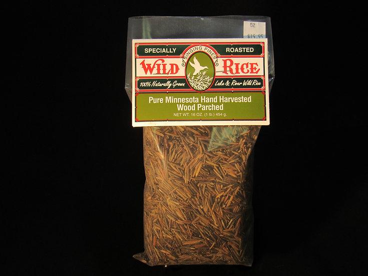 Hand Harvested Wild Rice #1