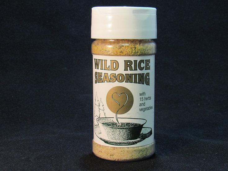 Wild Rice Seasoning