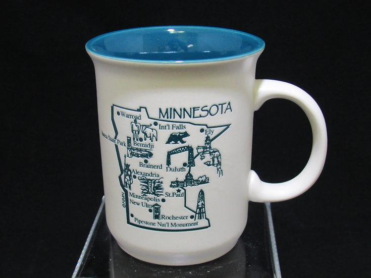 Minnesota History Mug
