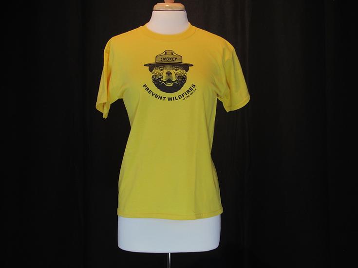 Youth T-Shirt Smokey Bear