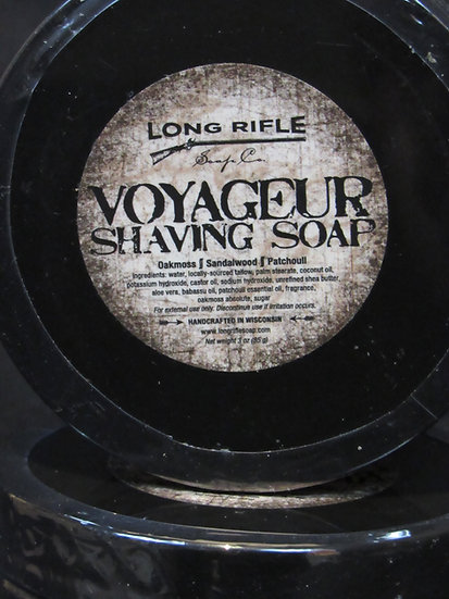 Long Rifle Shave Soap