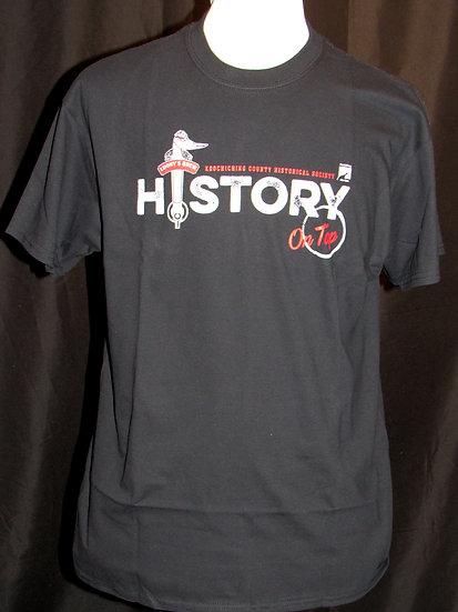 History on Tap, Unisex T-Shirt