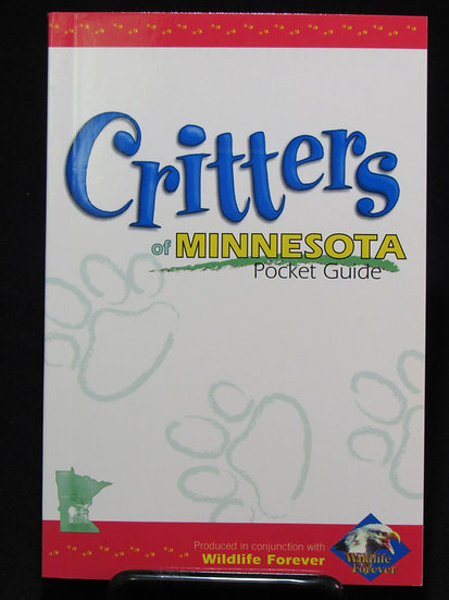 Critters of Minnesota Pocket Guide