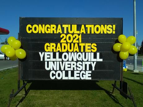 Congratulations Graduates of 2021!