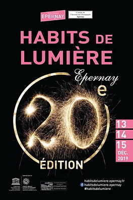 HABITS DE LUMIERE EPERNAY