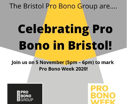 Celebrating Pro Bono in Bristol!
