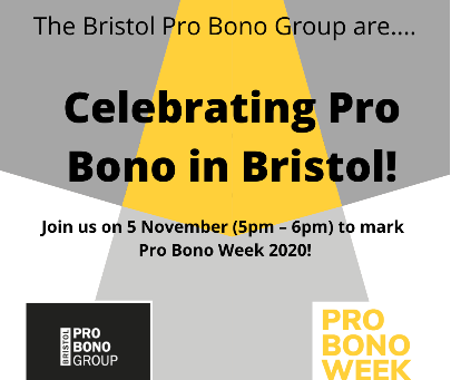 Celebrating Pro Bono in Bristol!