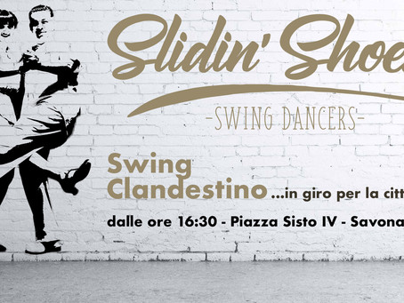 Swing Clandestino a Savona!