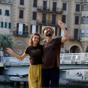Alessandro e Thea