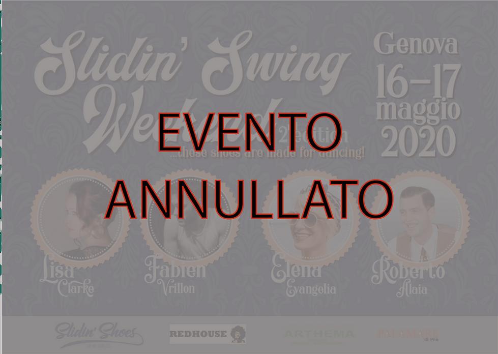 Slidin Swing Weekend_EVENTO ANNULLATO.pn
