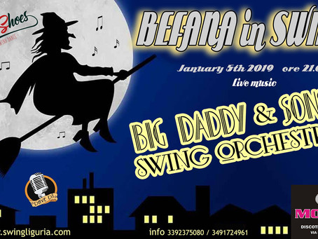 Befana in Swing