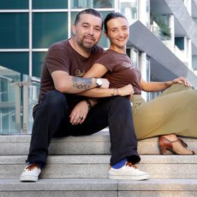 Davide e Erika