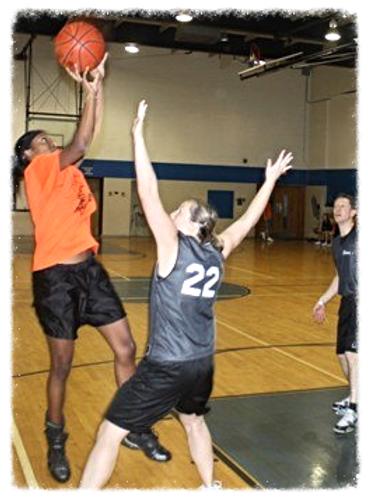 Co-ed Basketball DC