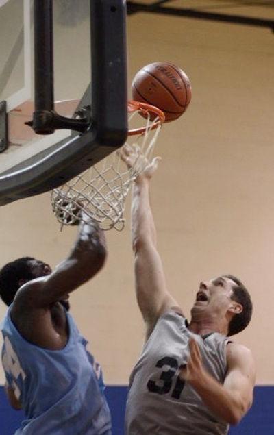 Mens DC Basketball League