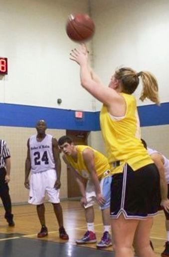 Coed Basketball League DC