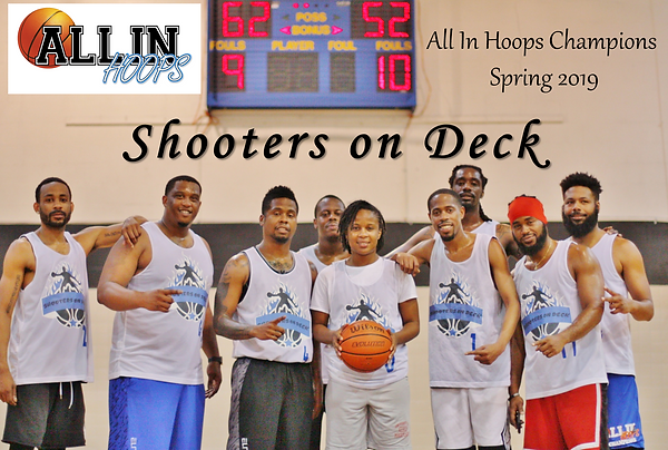 2019 Coed Spring Champs - Shooters on De