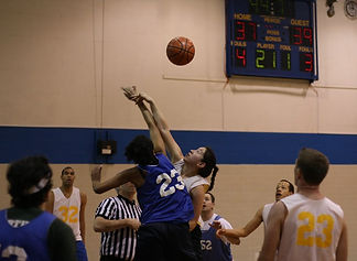 Coed Basketball League DC