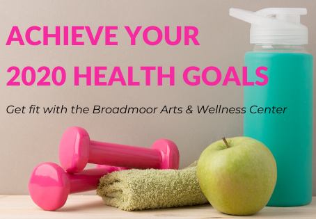 Achieve Your 2020 Health & Fitness Goals