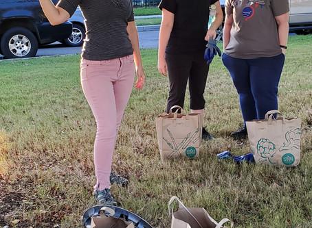 Broadmoor Trash Tuesdays Fall Meeting Spots