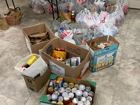 Thank you for successful Broadmoor Holiday Drive!