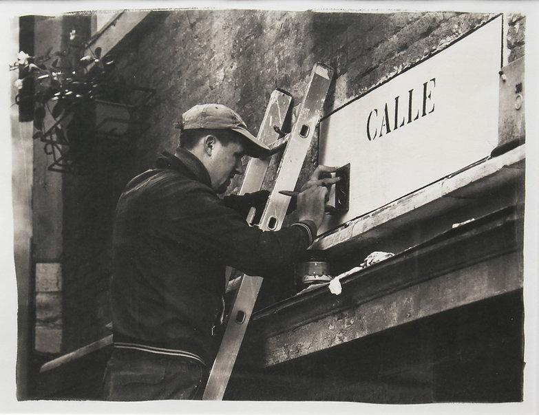 Bierbaum_Lynnette_Calle Street Signs.jpg