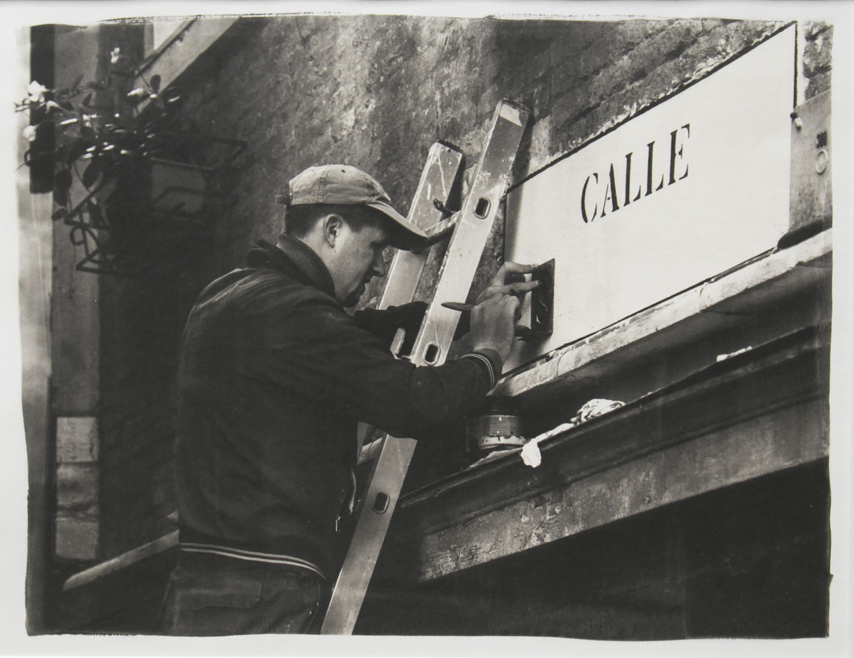 Venetian Street Signs