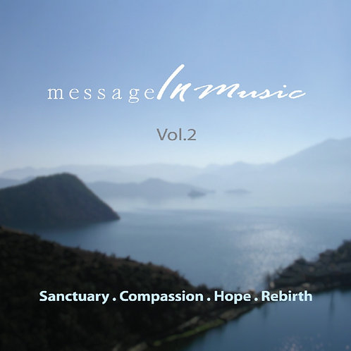 Message In Music Vol. 2 静坐音乐之二