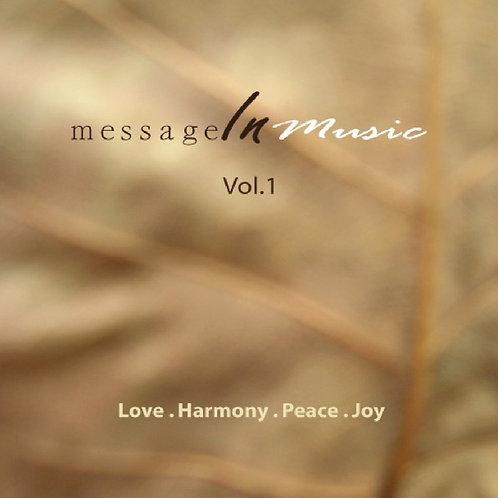 Message In Music Vol. 1 静坐音乐之一