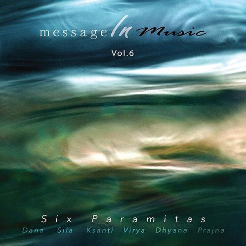 Message in music Vol. 6 靜坐音樂之六