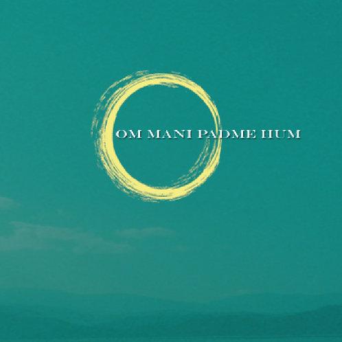 Om Mani Padme Hum 六字大明咒 -Imee Ooi