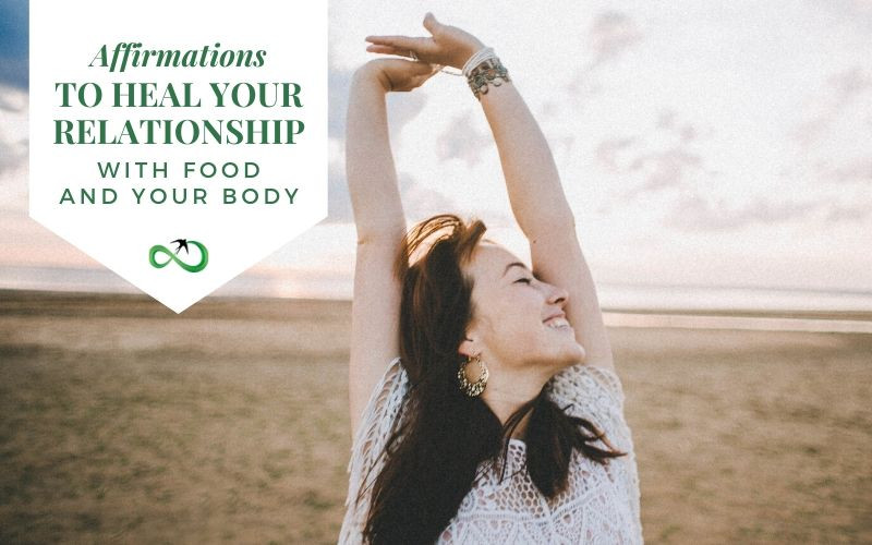 Affirmations to heal your relationship with food and your body