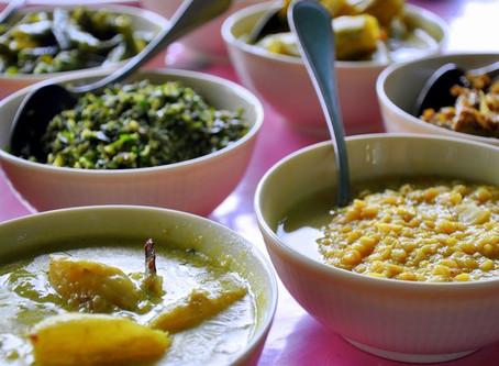 Nourishing Daal curry