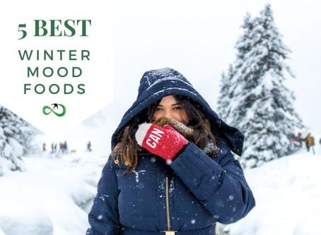 5 Best Winter Mood Foods